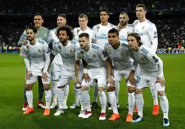 نتيجة لقاء ريال مدريد وملقا