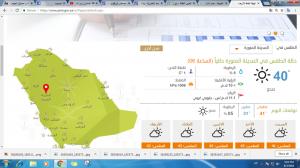 درجة الحرارة في السعودية اليوم السبت 4/8/2018 بالرياض ومكة ...